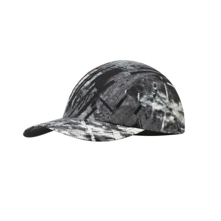 Sapca Alergare Buff Pro Run Cap R-City Jungle Grey