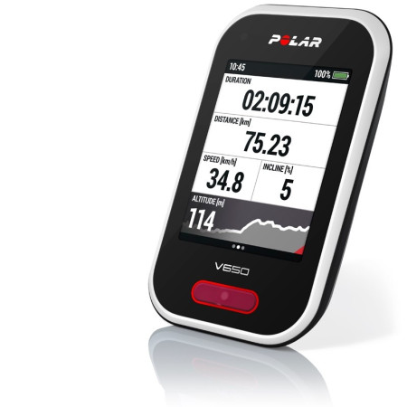 Calculator cu GPS Polar Cycling V650