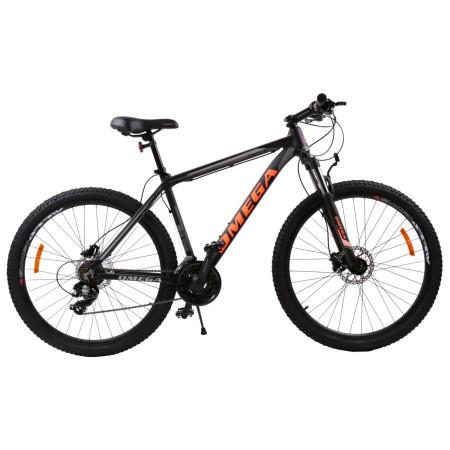 "Bicicleta Mountainbike Omega Duke 27.5"" Negru / Rosu / Albastru"