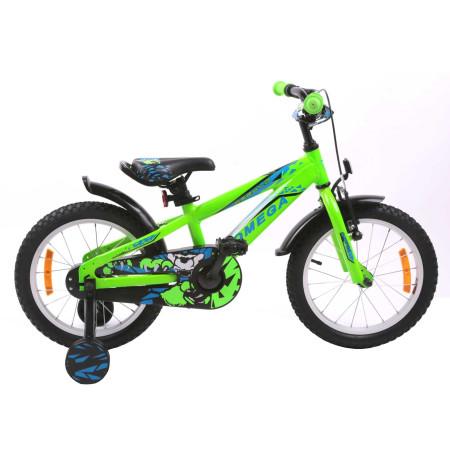 "Bicicleta Omega Gerald 16"" Verde"