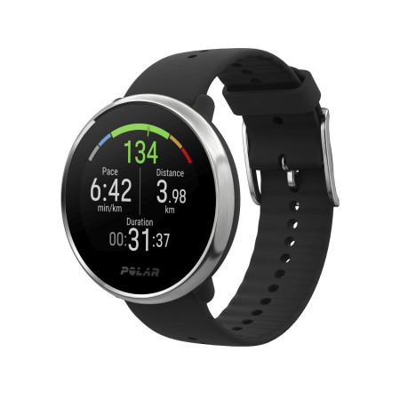 Ceas Polar Ignite Gps Black/Silver S Wrist HR