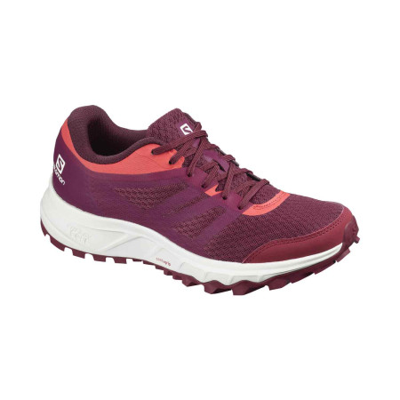 Pantofi Alergare Femei Salomon  Trailster 2 W Rhododendr/Red Bud/C