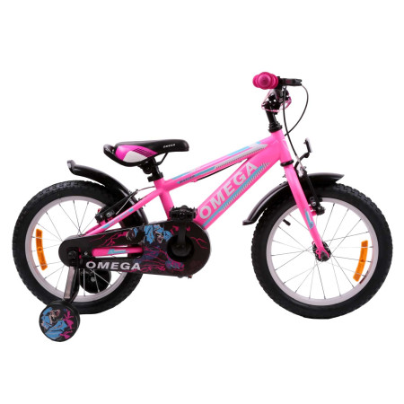 "Bicicleta Omega Master 20"" Roz"