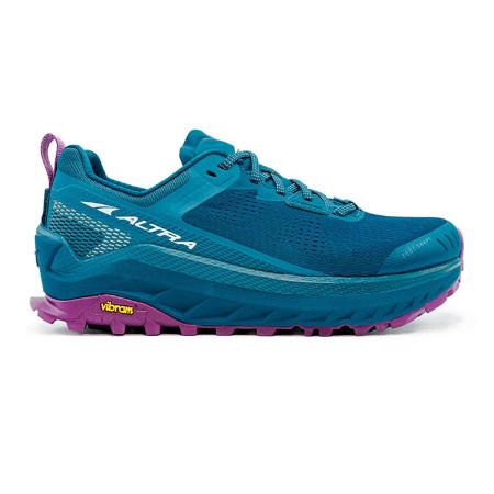 Pantofi Alergare Femei Altra Olympus 4 Moroccan Blue
