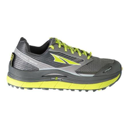 Pantofi Alergare Barbati Altra Olympus 2.5 Gri / Lime