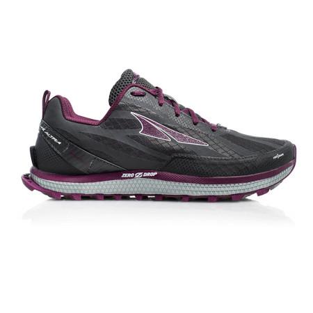 Pantofi Alergare Femei Altra Superior 3.5 Gri / Mov