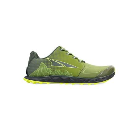 Pantofi Alergare Barbati Altra Superior 4.5 Green / Lime