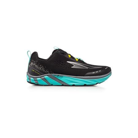 Pantofi Alergare Femei Altra Torin 4 Black / Teal