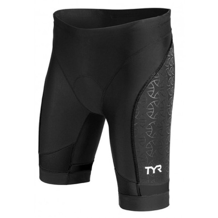 "Sort Triatlon Femei Tyr 8"" Trishort Black"
