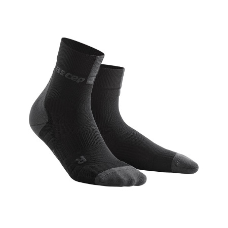 Sosete Alergare Barbati Cep Short Socks 3.0 Black Dark Grey