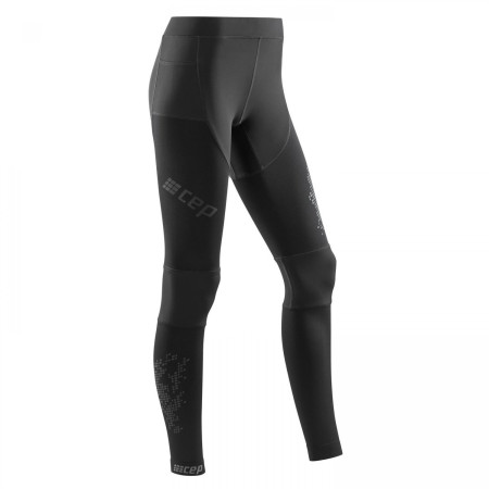Pantaloni Compresie Alergare Cep Run Tights 3.0 Femei