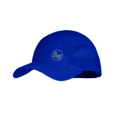 Sapca Alergare Buff One Touch Cap R-Solid Cape Blue Unisex