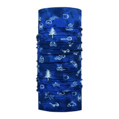 Bandana Multifunctionala Buff New Original Child Funny Camp Navy Copii Bandana Multifunctionala Buff New Original Child Funny Camp Navy Copii