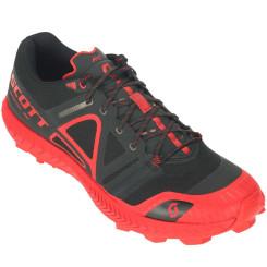 Pantofi Alergare Barbati Scott Supertrac Rc Black / Red