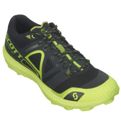 Pantofi Alergare Femei Scott Supertrac Rc Black / Yellow