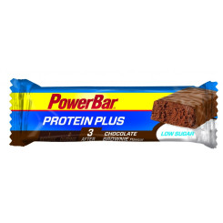 Baton Proteic Powerbar Protein Plus Low Sugar Chocolate Brownie 35gr Baton Proteic Powerbar Protein Plus Low Sugar Chocolate Brownie 35gr