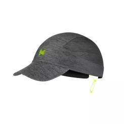 Sapca Alergare Unisex Buff Reflective Pack Run Cap R-Grey Htr Gri