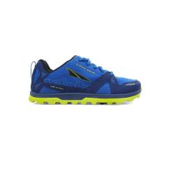 Pantofi Alergare Copii Altra Youth Lone Peak Albastru