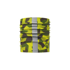 Bandana Buff Dog Reflective R-Block Camo Green S/M Bandana Buff Dog Reflective R-Block Camo Green S/M