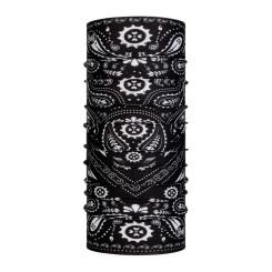 Bandana Multifunctionala Unisex Buff New Original New Cashmere Black Bandana Multifunctionala Unisex Buff New Original New Cashmere Black