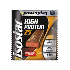 Batoane Isostar Powerplay High Protein 3X35 Grame Capsuni Batoane Isostar Powerplay High Protein 3X35 Grame Capsuni