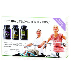 doTERRA Kit Lifelong Vitality 120pcs x 3 doTERRA Kit Lifelong Vitality 120pcs x 3