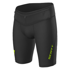 Pantaloni scurti Barbati Alergare Scott RC Run Tight Negru / Galben Pantaloni scurti Barbati Alergare Scott RC Run Tight Negru / Galben