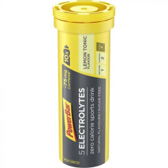 Tablete Efervescente Powerbar 5 Electrolytes Lemon Tonic Boost