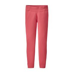Pantaloni First Layer Copii 5-14 ani Patagonia Girls' Capilene Bottoms Range Pink